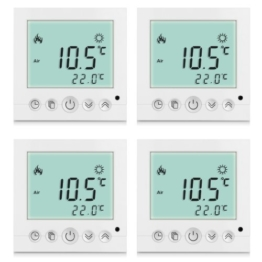 digitale thermostate f r fu bodenheizung kaufen thermostat profi. Black Bedroom Furniture Sets. Home Design Ideas