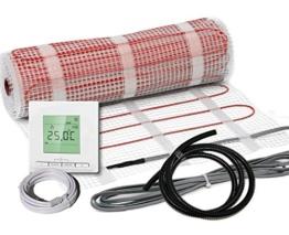 Elektrische Fußbodenheizung Komplett-Set BZ-150 plus (4.8 m² - 0.5 m x 9.6 m) -