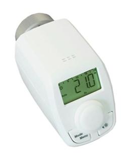 EQ3 140710 Heizkörperthermostat, Weiß -