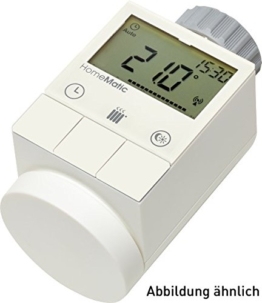 HomeMatic Funk-Heizkörperthermostat 2er Set -