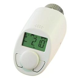komforthaus Thermostat pro mit Metallmutter, Modell N pro+, neues leises Modell mit Boost Funktion, Pro Version mit stabiler Metallmutter - 1