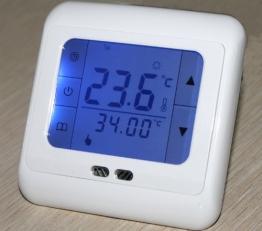 SM-PC®, Raumthermostat Thermostat programmierbar mit Touchscreen #799 - 1