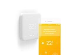 tado° Smartes Thermostat Starter Kit (v2) - intelligente Heizungssteuerung per Smartphone -